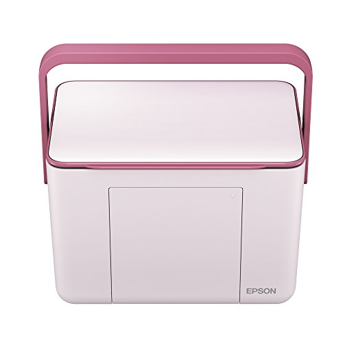 EPSON コンパクトプリンター Colorio me E-370P ピンク