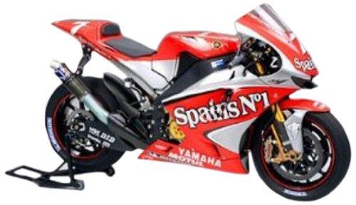 Yamaha Yzr-M1 04 No.7/No.33 14100 (1/12-Motorrad-Serie Nr. 100)