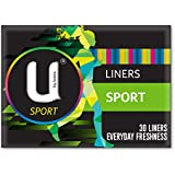 U by Kotex Sport Liners (Pack of 30)