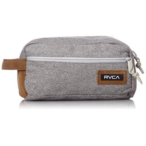 [ルーカ] RVCA 収納バッグ TRAVEL KIT /バッグインバッグとして使用可能 AF042-965 GEH (グレーヘザー)