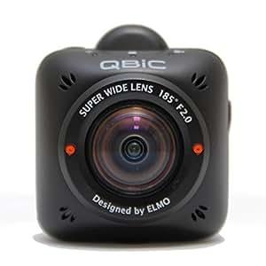QBiC MS-1X 超広角デジタルムービーカメラ