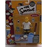 Simpsons World Of Springfield Kearney School Bully by Playmates [並行輸入品]