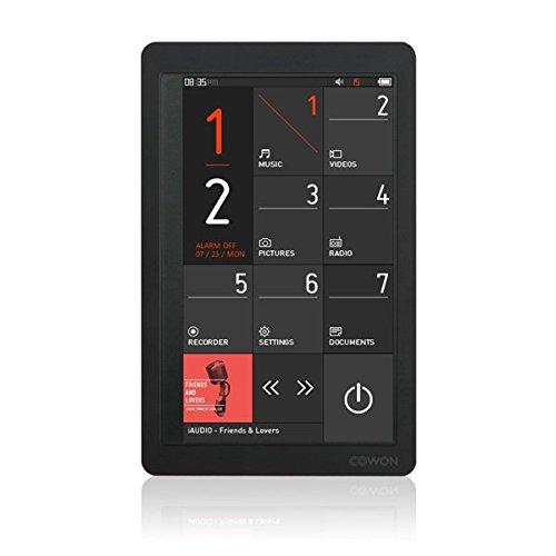 COWON MP3プレーヤー  X9-32G-BK