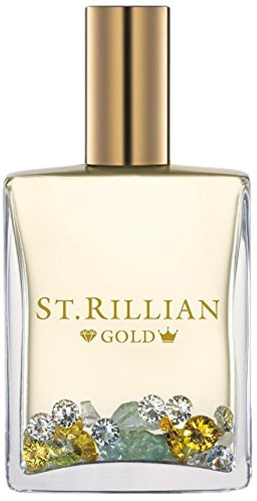 広告主消費者予知ST.RILLIAN セントリリアン ジュエリーフレグランス(GOLD)