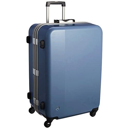 [プロテカ] Proteca   日本製スーツケース エキノックスライトU 96L 5.0kg 無料預入受託サイズ 00623 03 (ブライトネイビー)