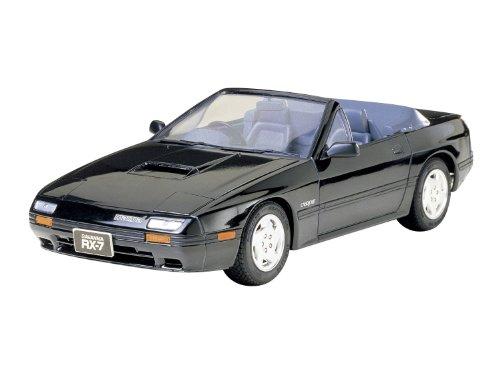 1/24 スポーツカーシリーズ No.74 マツダ サバンナ RX-7 カブリオレ 24074