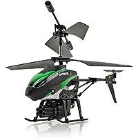 RAIFU 航空機 2 モーターズ ミニ リモートコントロール ヘリコプター 6 ミサイル 子供 プラスチック 飛行機 玩具 クリスマス ギフト