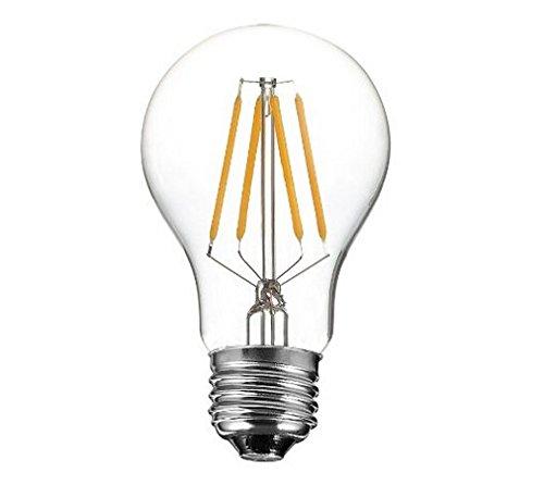 Venus 4W/ E26/ 2700K LED 電球 相当のレトロなオレン...