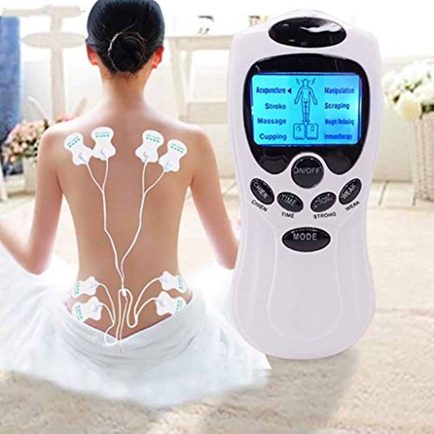 減衰アクセス便宜マッサージ器、多機能ポータブル鍼灸マッサージ器、電気理学療法機器は、メリディアン理学療法パルス、肉の痛みを和らげるためにボディの筋肉を刺激