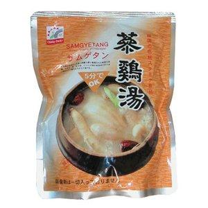 参鶏湯 サムゲタン (ファイン) 800g 1BOX(12個入)