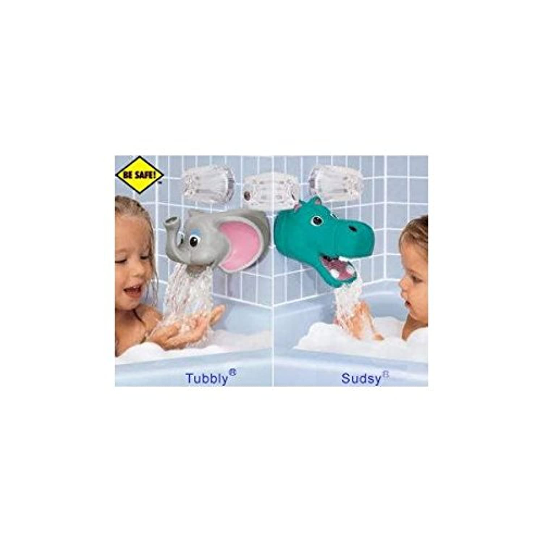 KEL-GAR ケルガー タビー バブリー ヒッポ Tubbly-Bubbly Hippo