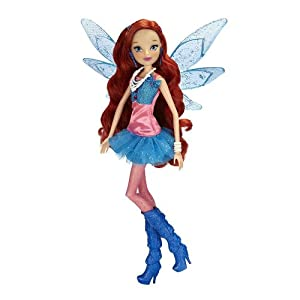 Winx Club Bloom Doll ~ City Style Collection ドール 人形 フィギュア(並行輸入)