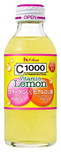 ハウスウェルネス C1000ビタミンレモンコラーゲン&ヒアル...