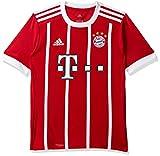 [Adidas] カジュアル Tシャツ AZ7954 ボーイズ FCBトゥルーレッド/ホワイト 日本 160-(日本サイズ160 相当)