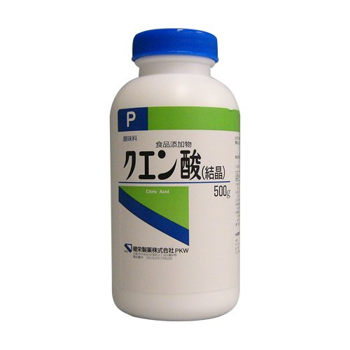 クエン酸(結晶)P