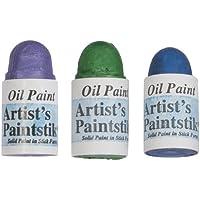 Jack Richeson Shiva Oil Paintstik, Summer, Set of 3 by Jack Richeson