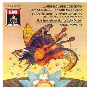 Concerto for Classic Guitar & Jazz Piano