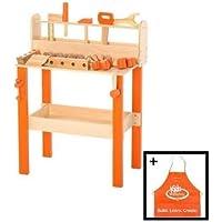 ホームDepot Kids木製ワークベンチ