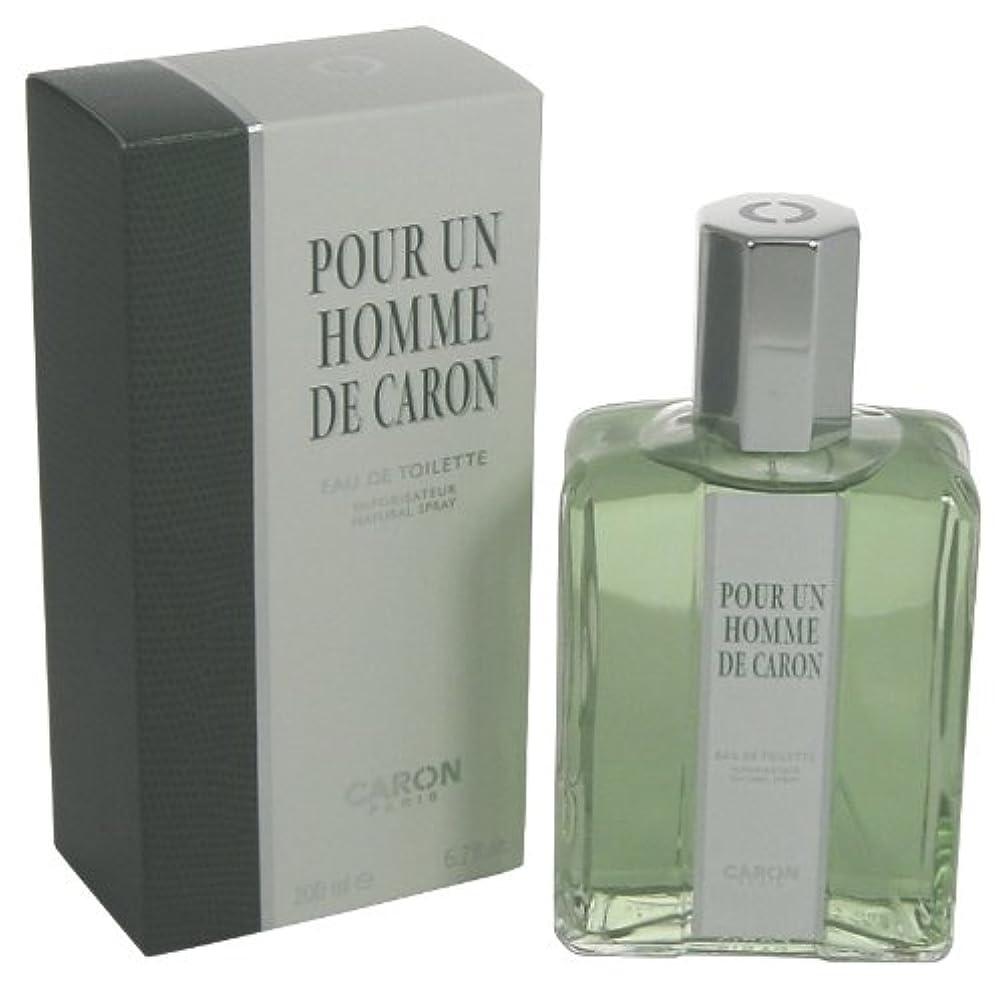 電子レンジ誤任命するCARON Pour Homme by Caron Eau De Toilette Spray 6.7 oz / 200 ml (Men)