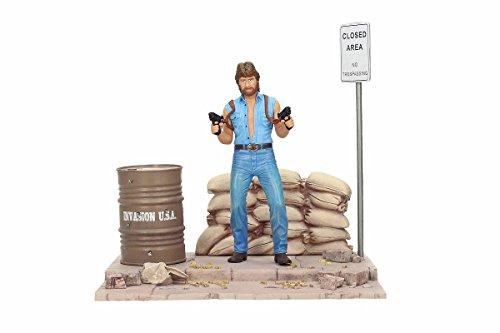 ムービーアイコンズ 地獄のコマンド INVASION USA マット・ハンター 7インチ PVC フィギュア