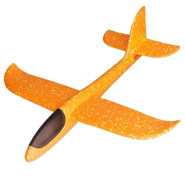 迷彩バブルモデル飛行機泡投げグライダー