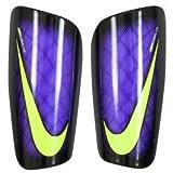 NIKE フットサル Nike Mercurial Lite Shin Guard [ブルーラグーン] S パープル SP0284-560