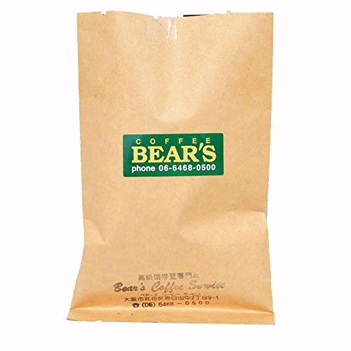bears coffee コーヒー豆ハワイコナ エクストラファンシー 100g コーヒー豆豆のまま