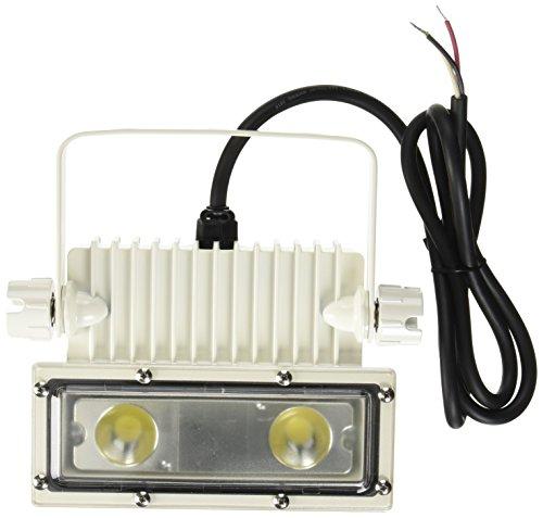 アイリスオーヤマ LED 投光器 角型 屋外 25W 防雨形 エコハイルクスパワー IRLDSP25N2-N-W 事