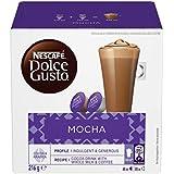 NESCAFÉ Dolce Gusto Mocha Coffee Pods, 16 Capsules (8 Serves) 216g
