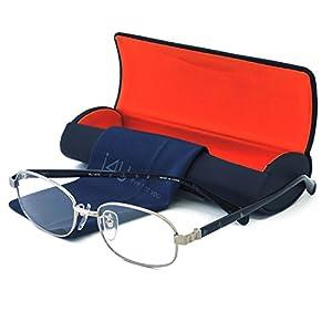 アイフォーユー PL-1014-52-2 グレー +1.00(老眼鏡)