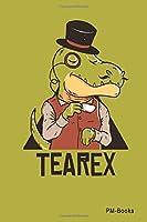 Tearex: Blanko A5 Notizbuch oder Heft fuer Schueler, Studenten und Erwachsene
