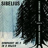 シベリウス:交響曲第2番 画像