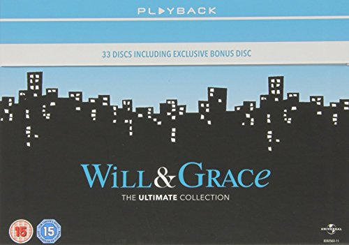 Will & Grace Complete The Ultimate Collection [DVD] [Import anglais]