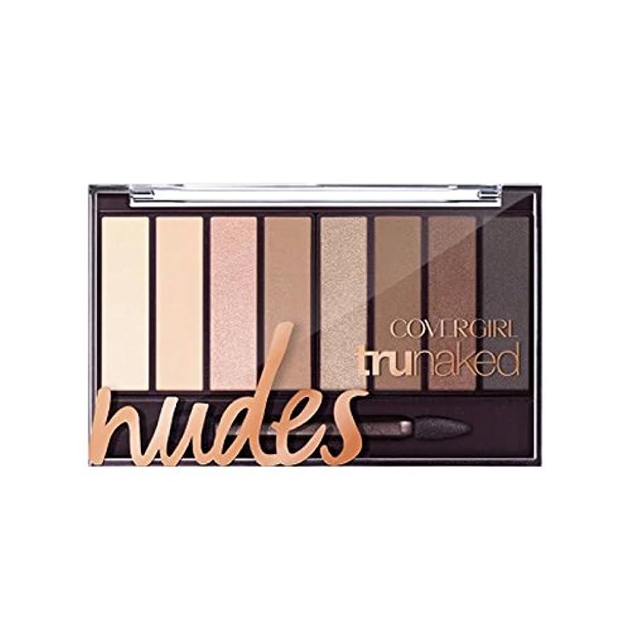 赤面魅力(3 Pack) COVERGIRL TruNaked Eyeshadow Palette - Nudes (並行輸入品)