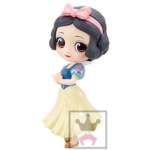 Q posket Disney Characters -Snow White- 디즈니 백설 공주와 일곱 난쟁이 파스텔 컬러-