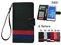 「kaupili」 AQUOS SERIE mini SHV38/AQUOS Xx3 miniケース 鏡/ミラー付き カード収納 スタンド機能 手帳型 お財布機能付き 化粧鏡付き