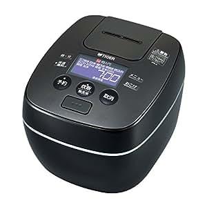 タイガー 炊飯器 圧力IH 「炊きたて」 5.5合 グロスブラック JPB-A100KG