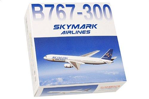 1:400 ドラゴンモデルズ 55374 ボーイング 767-300 ダイキャスト モデル Skymark 航空 JA767C【並行輸入品】