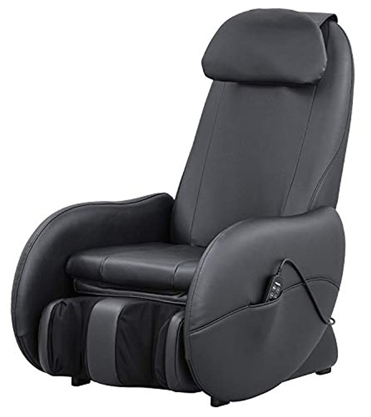開梱設置サービス付き! スライヴ マッサージチェア くつろぎ指定席Light ブラック CHD-3500-BK マッサージチェア 椅子