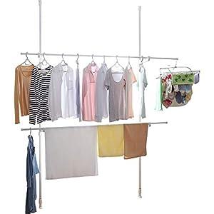 アイリスオーヤマ 洗濯物干し 室内物干し 窓枠...の関連商品3