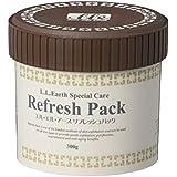 LLE リフレッシュパック 業務用 300g パック フェイスパック 酵素 ピーリング エステ用品