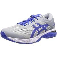 ASICS Australia Gel-Kayano 25 Lite-Show Men's Running Shoe, Mid Grey/Illusion Blue