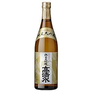 秋田酒類製造 高清水 純米大吟醸 720ml [秋田県]