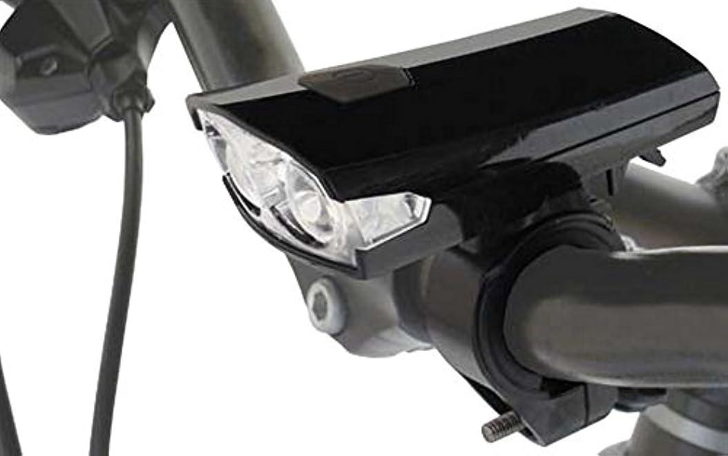 ヨーロッパ突き刺す処方するキャプテンスタッグ(CAPTAIN STAG)  2LEDライト USB ブラック