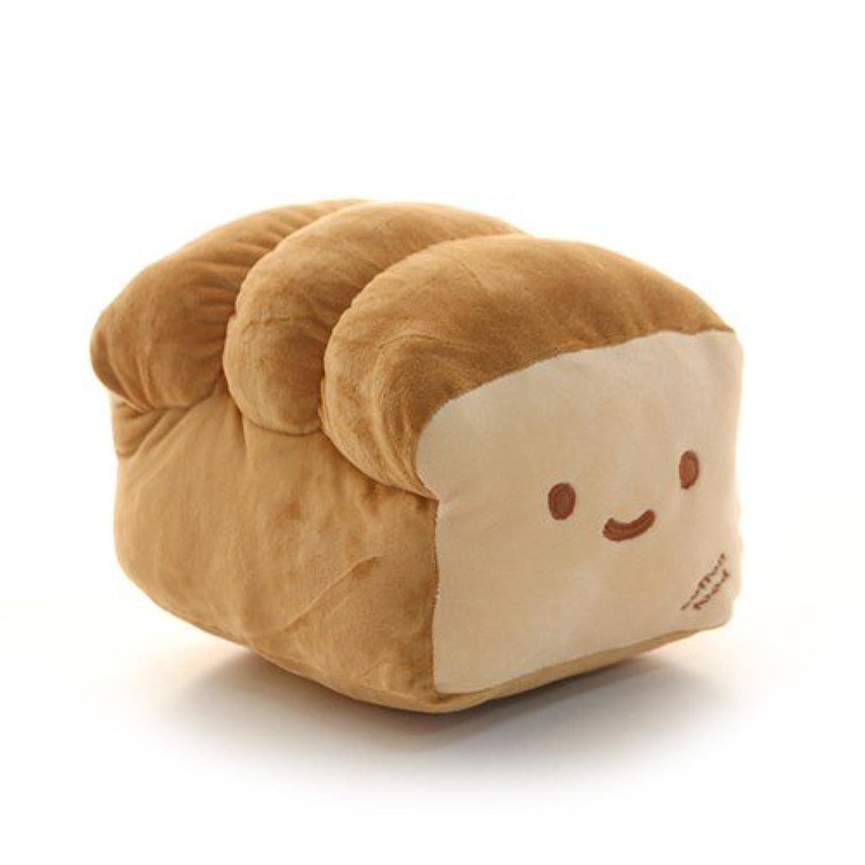 Character Cushion Toy - Bread Cushion 25cm
