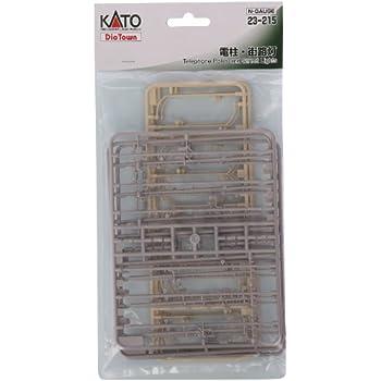 KATO Nゲージ 電柱・街路灯 23-215 鉄道模型用品