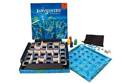 魔法のラビリンス (Das magische Labyrinth) [並行輸入品] 日本語ルール付属 ボードゲーム