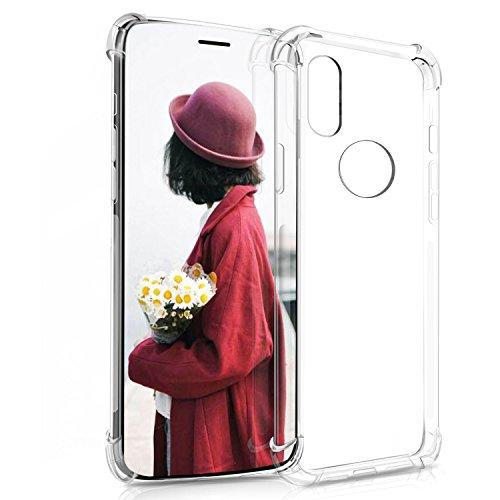 KuGi iphone8 ケース iphone 8 カバー 透明 超軽量 極...