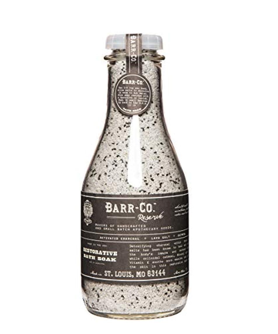 不公平定数絶対のBARR-CO./バスソルト リザーブ