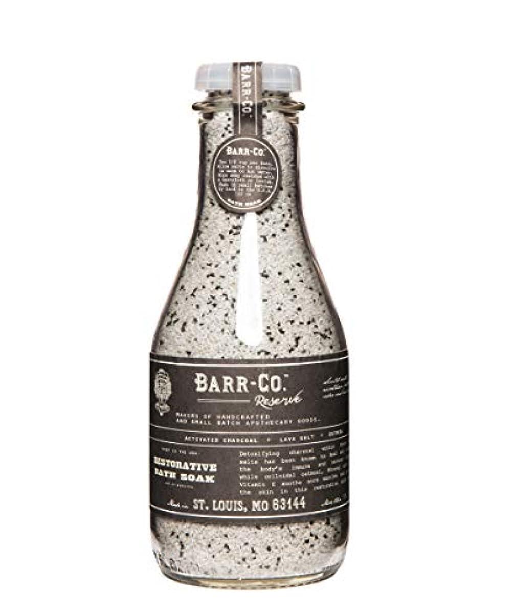 BARR-CO./バスソルト リザーブ